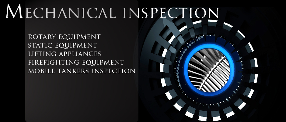 Mechanical-inspection